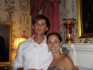 Meredith and Colin Snider who live in Cary,N.C. (Dr. Koebley's daughter)